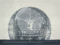 buckminster-fuller-and-chuck-byrne-building-construction-geodesic-dome